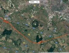 Lotul 2 din Autostrada A0, pe harta