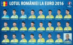 Lotul Romaniei pentru Euro 2016 - Programul meciurilor nationalei