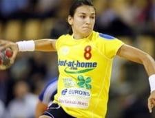Lotul echipei nationale de handbal feminin pentru Campionatul European