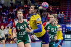 Lotul final al Romaniei pentru turneul preolimpic de handbal feminin