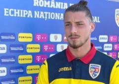 Lotul naționalei de tineret pentru meciul cu Anglia. Fotbaliști chemați de noul selecționer al României, Florin Bratu