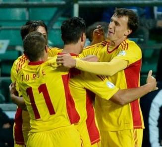 Lotul nationalei Romaniei pentru meciul cu Belgia