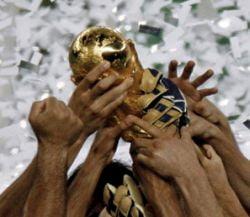 Loturile echipelor participante la Campionatul Mondial din Africa de Sud