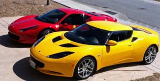 Lotus, Daihatsu, Ferrari, Bentley - ce marci rare si-au cumparat romanii in acest an