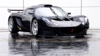 Lotus Exige S: Rasfata-te cu cel mai nou supercar din Romania (Video)