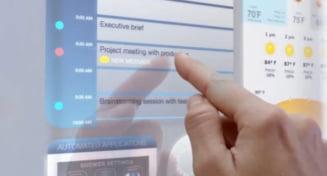 Lotus Glass, viitorul ecranelor dispozitivelor mobile