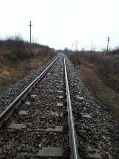Lovita mortal de tren