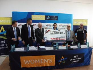 Lovitura de senzatie in sportul romanesc: CSM Bucuresti a obtinut un contract urias de sponsorizare