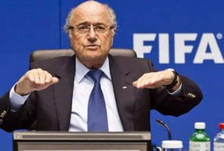 Lovitura de teatru: Blatter ramane presedintele FIFA