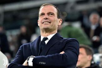 Lovitura de teatru: Juventus si-a concediat antrenorul!