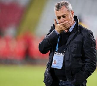 Lovitura de teatru: Mircea Rednic a demisionat de la Dinamo - oficial