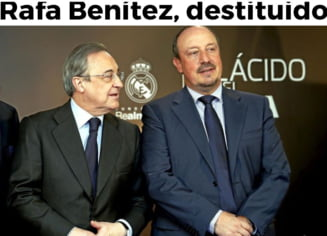 Lovitura de teatru in Spania: Antrenorul lui Real Madrid, demis. Un nume legendar ii ia locul