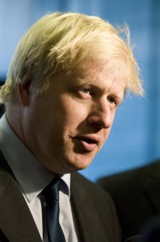 Lovitura grea pentru Cameron: Primarul Londrei sustine iesirea Marii Britanii din UE (Video)