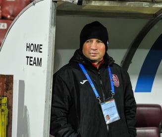 Lovitura in Liga 1: Boloni, inlocuitorul lui Dan Petrescu la CFR Cluj