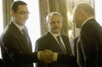 Lovitura in statul Basescu (Opinii)