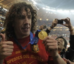 Lovitura pentru Spania: Puyol se retrage din nationala