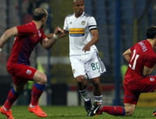 Lovitura pentru Steaua! Wesley, deturnat de arabi