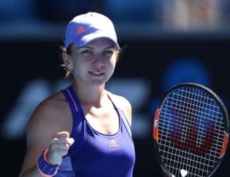Lovitura uimitoare a Simonei Halep la Australian Open: E magica! (Video)