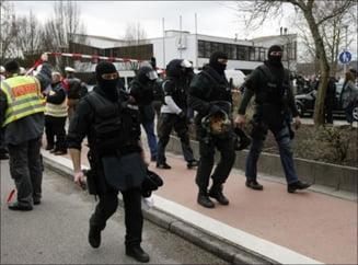 Luare de ostatici in Germania soldata cu patru morti