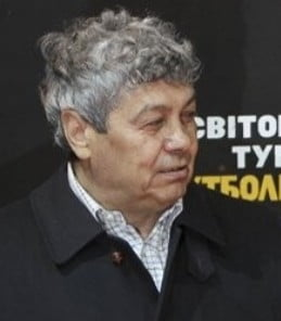 Lucescu, la nationala Ucrainei?