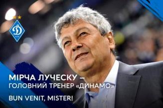 Lucescu, probleme cu suporterii la Kiev. A fost amenintat si i s-a cerut demisia