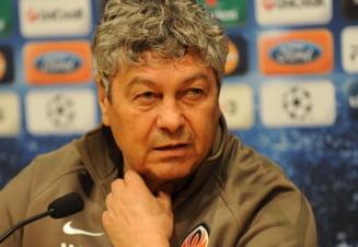 Lucescu se plange din nou de arbitri
