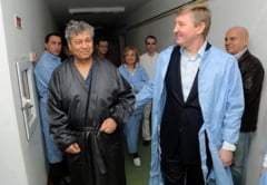Lucescu si Ahmetov au facut donatii la Spitalul Universitar