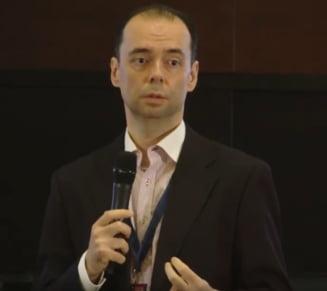 Lucian Anghel pleaca de la sefia Bursei de Valori Bucuresti