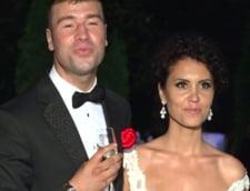 Lucian Bute si Elena