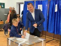 """Lucian Harsovschi :""""Am votat pentru o Romanie normala in care primeaza legea"""""""