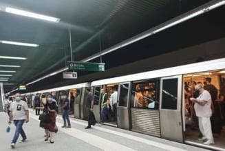 Lucrari la statia de metrou Stefan cel Mare: o cale de acces va fi inchisa