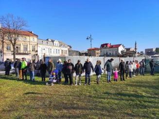 Lucrarile de la Cetatea Tomis au fost oprite, dupa plangerea facuta de USR