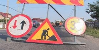 Lucrarile de pe strada Neagoe Basarab vor fi prelungite cu doua saptamani