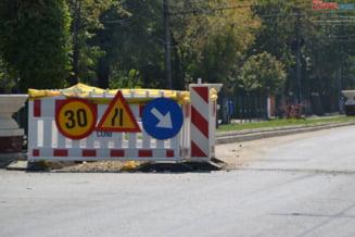 Lucrarile la tronsonul de autostrada Lugoj-Deva s-au oprit: De vina ar fi Ministerul Transporturilor