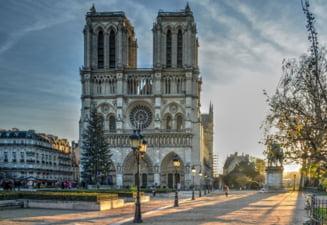 Lucrarile pentru refacerea catedralei Notre-Dame din Paris, pe ultima suta de metri. Cand vor fi deschise portile pentru vizitatori