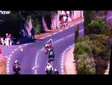 Lucru incredibil petrecut in Turul Frantei (Video)