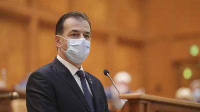 """Ludovic Orban, împotriva unui guvern PNL susținut de """"vâslașii"""" PSD: """"Am trăit timp de zece ani oprobiul public pentru decizia catastrofală de a face USL"""""""