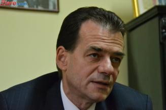 Ludovic Orban: Am votat ca sa fiu sigur ca Romania va fi condusa de oameni cinstiti, nu de hoti (Video)