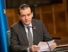 Ludovic Orban: Apreciez foarte mult optiunea domnului Nicusor Dan. A vazut ca are un partener loial in PNL