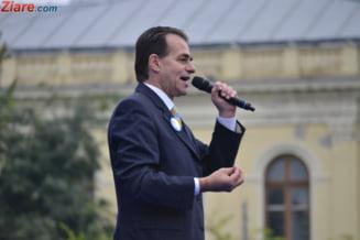 Ludovic Orban: Imi propun ca PNL sa reprezinte partea dinamica, civilizata, educata a societatii