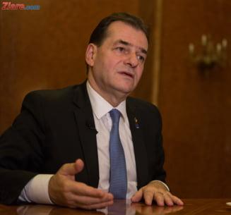 Ludovic Orban: Motiunea de cenzura nu are sanse sa treaca