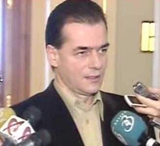 Ludovic Orban: PNL voteaza impotriva bugetului