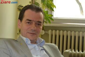 Ludovic Orban: Partenerul ne-a invitat pe noi la bal, dar danseaza cu Basescu Interviu