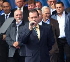Ludovic Orban: Ponta, nu te duce la meciul cu Ungaria!