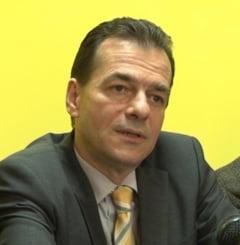 Ludovic Orban: Sunt adeptul fuziunii cu PDL, cu o singura conditie