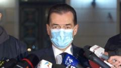 Ludovic Orban: Sustin suspendarea autorizatiei de functionare in cazul nerespectarii repetate a masurilor de protectie sanitara