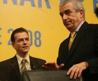 Ludovic Orban: Tariceanu s-a indragostit de Ponta. Partidul lui e format din mercenari ai PSD