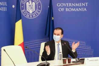 Ludovic Orban: Voi propune sistarea evenimentelor private. Oamenii sa nu se mai duca la nunti si la petreceri