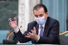 """Ludovic Orban, atacuri in serie la adresa CCR: """"Calca in picioare Constitutia, calca in picioare democratia din Romania"""""""