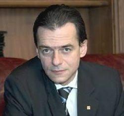 Ludovic Orban, cooptat in echipa interimara de conducere a PNL Bucuresti
